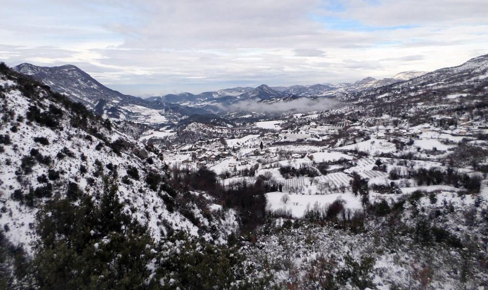 Col d'Aiguières