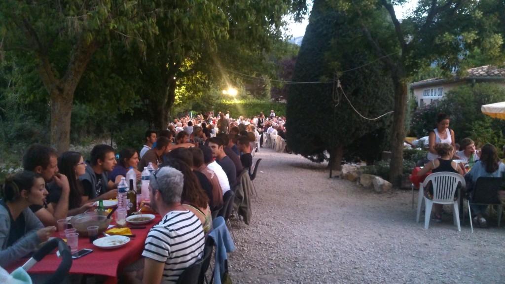 Fête des traditions - Soupe au Pistou