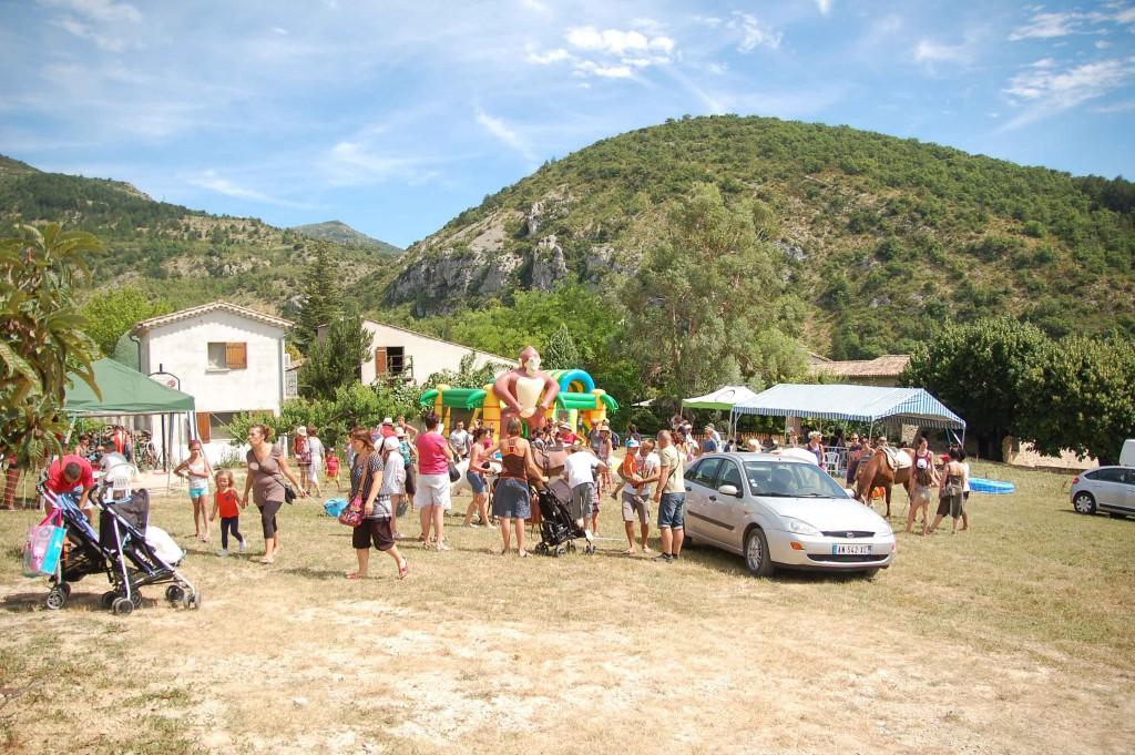Fête des traditions - Le village des enfants