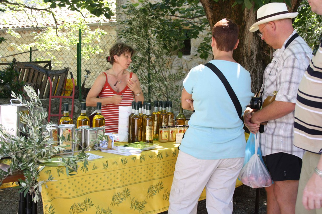 Fête des traditions - L'huile d'olive