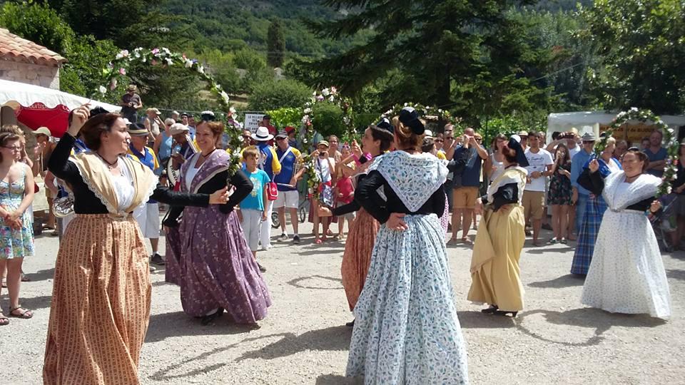 Fête des traditions - Danse provençale